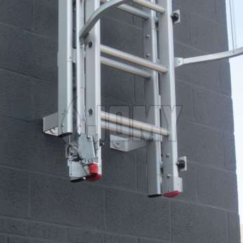 Jomy Drop Down Ladder For Access And Fire Escape