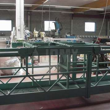 Telescopic workplatform gantry - Building Maintenance Unit
