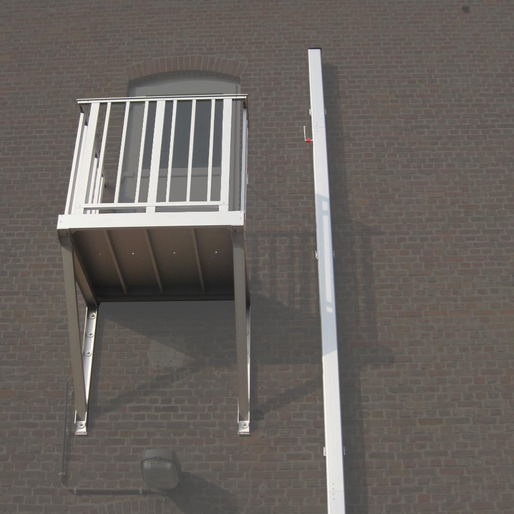 Balcon d'accès