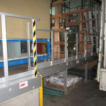 loading dock protection